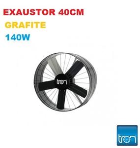 Exaustor Axial 40cm 220V Grafite 51.03-0028 - TRON