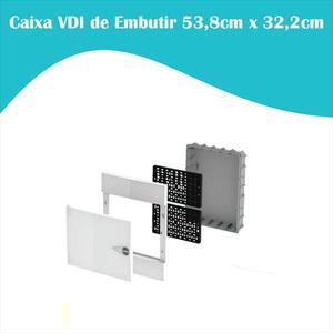 Quadro Sistema VDI Embutir 53,8cm x 32,2cm (TAM2) - Iriel