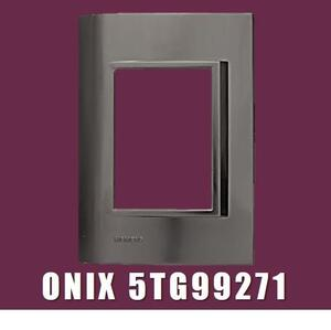 VIVACE PLACA 4X2 3 MOD. ONIX 5TG99271