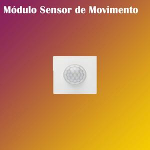Módulo Sensor de Movimento (5TG99375) Branco - Vivace