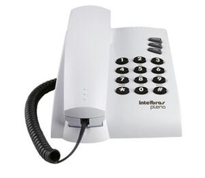 Telefone Pleno Cinza Ártico - Intelbras