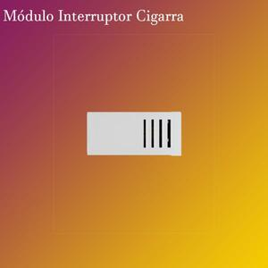 Módulo Campainha Cigarra Bivolt. (5TG99307) Branco - Vivace