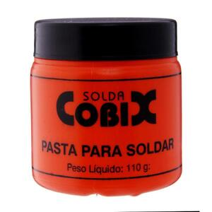Pasta Para Soldar Pote 110g Plastico Solda - Cobix