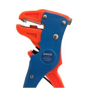 Alicate para Cortar e Desencapar fios 6,5 - 165mm 12137 - RAYCO
