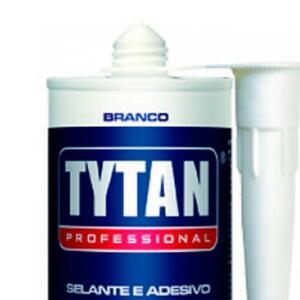 Adesivo Selante Poliuretano (PU35) 400gr. Branco - Tytan