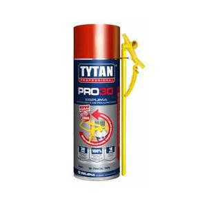 Espuma Expansiva de Poliuretano (Pu) Pro10 Ergo 205g-300ml - Tytan