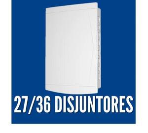 Quadro de Distribuição de Embutir p/ 27-36 Disj. - Tigre