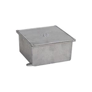Caixa de Passagem Alumínio CP 1515-10 - Wetzel