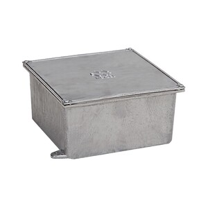 Caixa de Passagem Alumínio CP 3030-12 - Wetzel