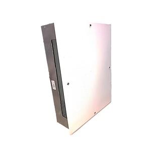 Caixa de Passagem Alumínio de embutir 60 x 60 - Alubethol