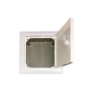 Caixa Telefone PVC de Embutir 40 x 40 - Legrand