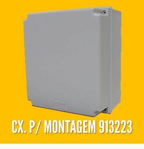 Caixa para Montagem 18,5 x 21 x 12 (913223) - Cemar