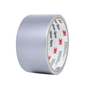 Fita Silver Tape Scoth 45mm x 5m Mais Resistente - 3M
