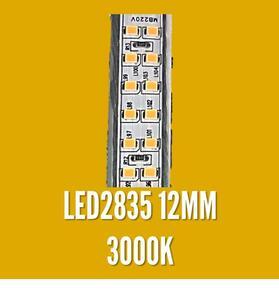 FITA LED 220V. IP65 LED2835 3000K 1MT. 12MM