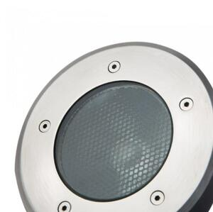 Embutido de Solo Vinne OF 10W 3000K. IP67 Ø12cm. 24º. (Luz Branco Quente) - MBLED