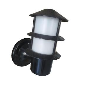 Luminária Arandela (8402) Preta 24cm x 13cm x 16cm 1xG9 Bivolt 25W - Germany