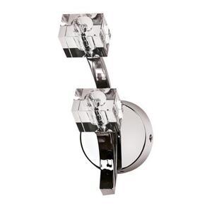 Luminária Arandela Inchiete ZG003/2 27cm x 10cm 2xG4 20W - Luciin