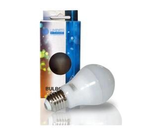Lâmpada Bulbo LED A60 6500K Bivolt 9W - Luminatti