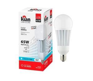Lâmpada LED Globe 6500K Bivolt 65W - Kian