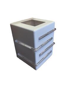 Arandela Light 25200 Branca 4 Aletas 12,2cm x 9,2cm x 8,8cm 1xG9 Bivolt 40W - Plaslumi