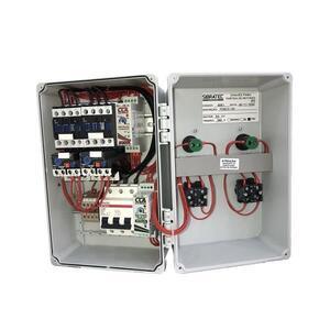 Chave de Partida para Bombas Condomínio PDBCS80 380V 4CV Trifásico (6579) - SIBRATEC