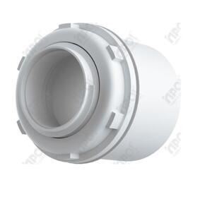 Conector Box Reto para Condulete 3/4 Branco  - Inpol