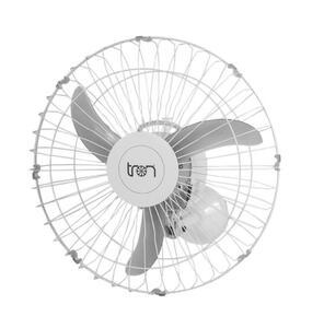 Ventilador de Parede Branco Ø50cm 220V - Tron